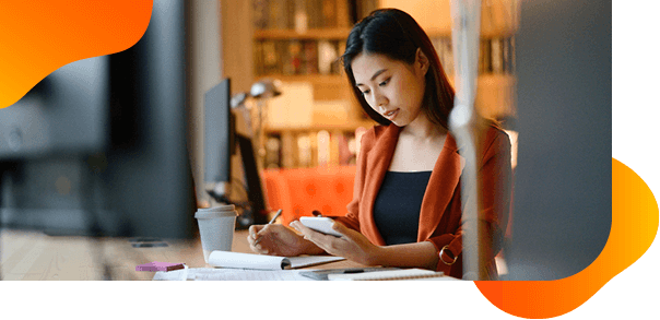 Master of Professional Accounting advanced degree student in Australia