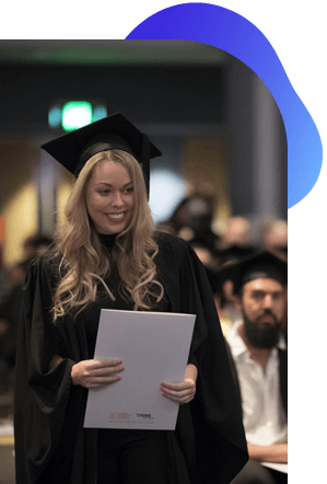 Study Options in Australia for International Students studying with Torrens University | Student graduation